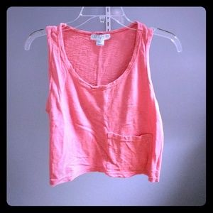 Cotton on crop muscle tank